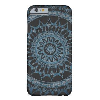 Dark Mandala Case by Megaflora Design