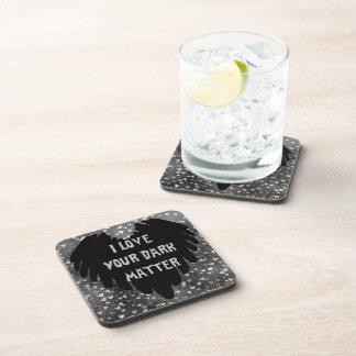 Dark Matter Beverage Coaster