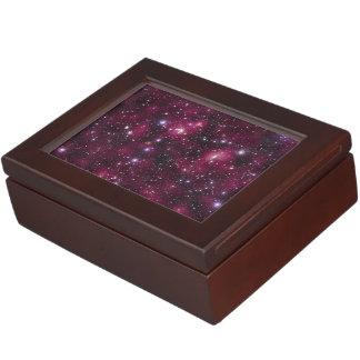 Dark Matter Distribution in Supercluster Keepsake Box