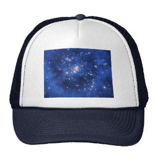 Dark Matter Mesh Hats