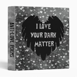 Dark Matter Vinyl Binders