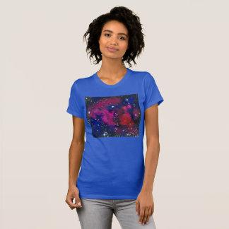 Dark Matter women's fitted t-shirt