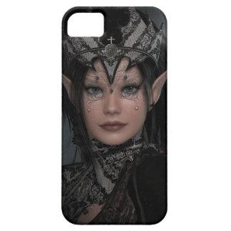 Dark Moon Princess iPhone 5 Cover