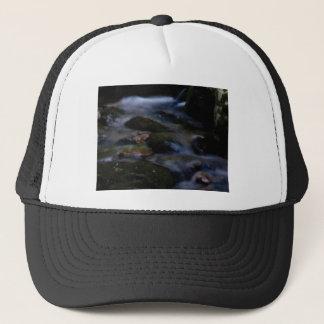 dark movement of water trucker hat