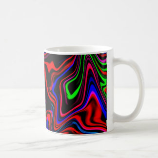 Dark Multicolored Mug