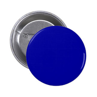 Dark Navy Blue Color Only Custom Design Products Pinback Button