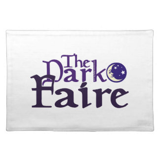 Dark [Opposite of Sun] Faire Place Mats