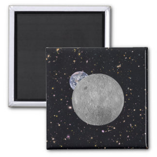 Dark or Far Side of the Moon Magnet