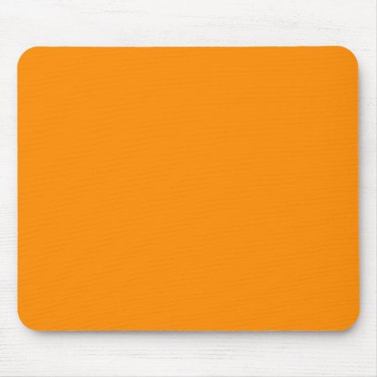 Dark Orange Mousepad