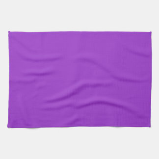 Dark Orchid Kitchen Towel