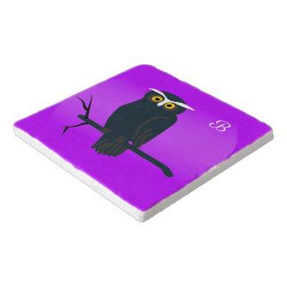 Dark Owl Trivet