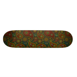 Dark Paisley Skateboards