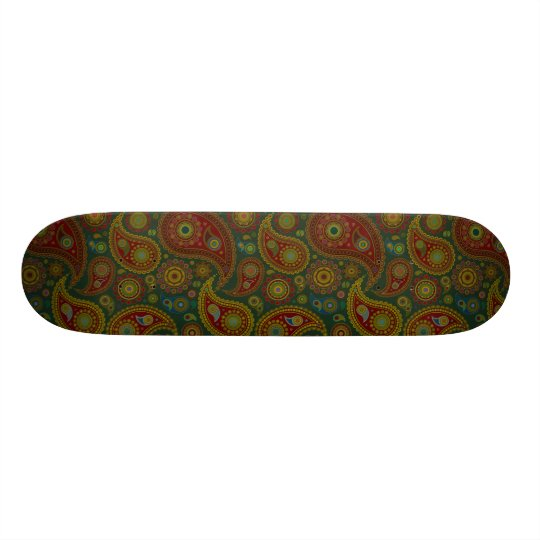 Dark Paisley Skateboards