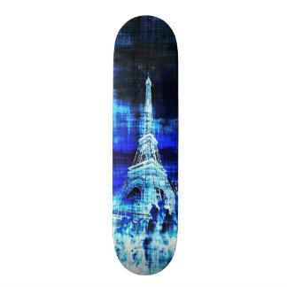 Dark Paris Grunge Element Pro Board Custom Skate Board