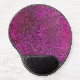 Dark Pink Gel Mouse Pad