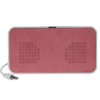 Dark Pink iPhone Speakers