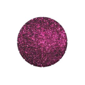 Dark Pink Sparkles