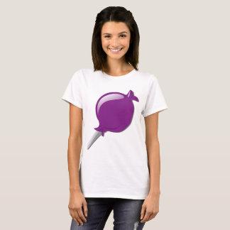Dark Purple, Gossip Lolly Number 10 T-Shirt