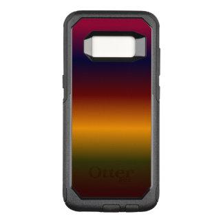Dark Rainbow OtterBox Commuter Samsung Galaxy S8 Case