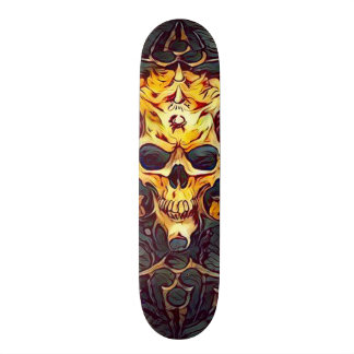 Dark Reaper Element Custom Pro Park Board Skate Decks