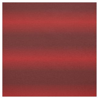 Dark Red Gradient Stripes Pattern Fabric