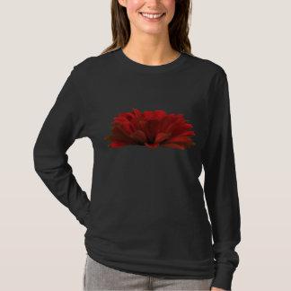 Dark Red Zinnia T-Shirt