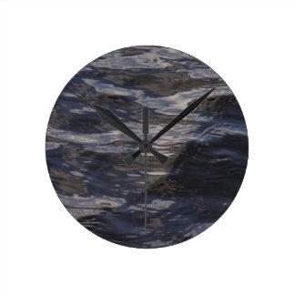 Dark Reflections Clocks