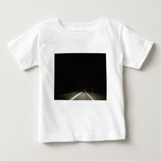 Dark roads and Night time adventures Baby T-Shirt