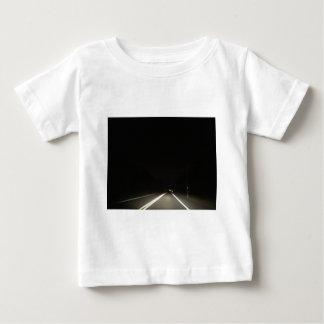 Dark roads and Night time adventures Baby T-Shirt