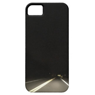Dark roads and Night time adventures iPhone 5 Case