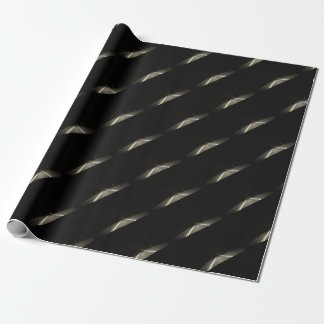 Dark roads and Night time adventures Wrapping Paper