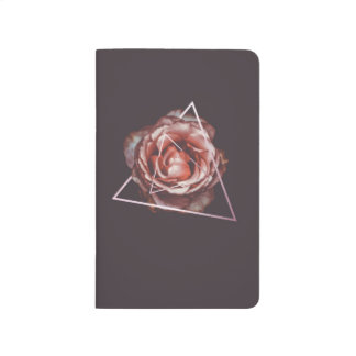 Dark rose journal