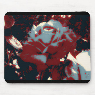 Dark Rose Mousepad
