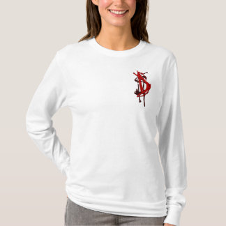 Dark Selecta Ladies hooded Sweatshirt
