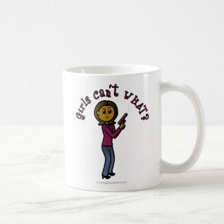 Dark Sharpshooter Girl Mug