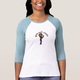 Dark Sharpshooter Girl Tshirt