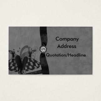 dark side business card