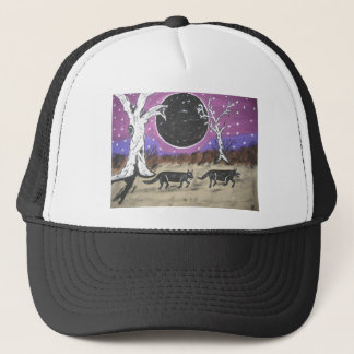 Dark Side Of The Moon Trucker Hat
