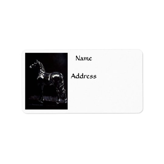 Dark Silver Label