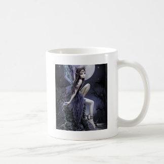 Dark Skull Fairy Mug