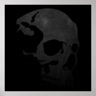 dark Skull poster