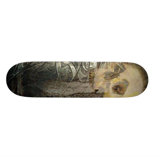 Dark Skull Ride Pro Board Skate Decks