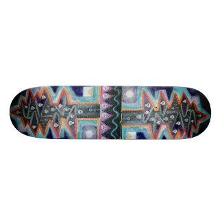 Dark Skull Tree Skateboard Decks