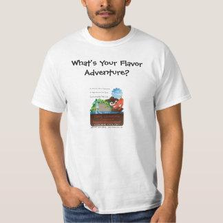 Dark Spicy  Flavor Adventure T-Shirt