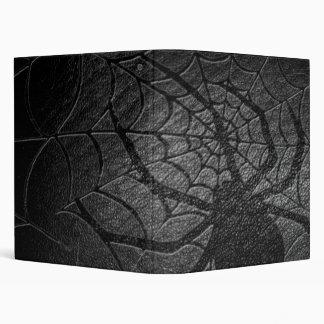 Dark Spider Vinyl Binder