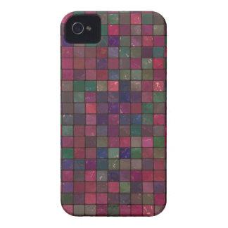 Dark squares iPhone 4 case
