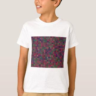 Dark squares T-Shirt