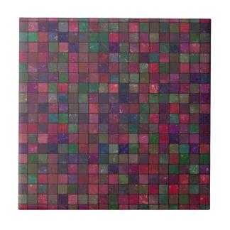 Dark squares tile