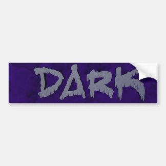 DARK Sticker Autocollant De Voiture