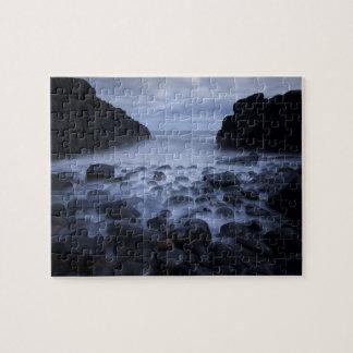 Dark Stone Valley Jigsaw Puzzle